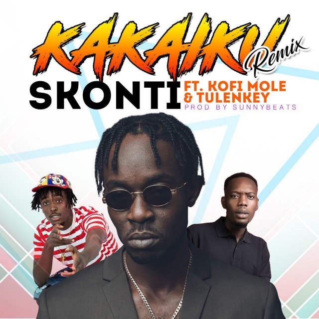 DOWNLOAD: Skonti Ft. Kofi Mole x Tulenkey – Kakaiku (Remix) mp3