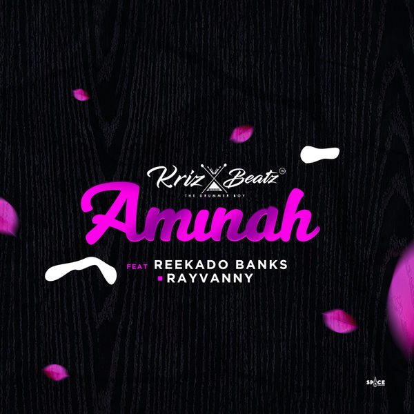 DOWNLOAD: Krizbeatz ft  Reekado Banks, Rayvanny – Aminah