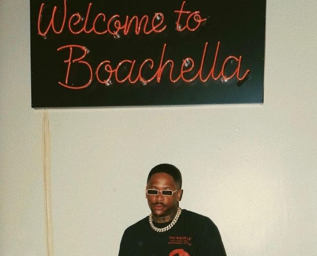 "Yg Debuts ""Stop Snitching"" & Announces Album Release Date At Coachella"