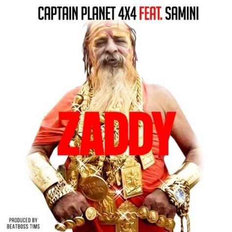 DOWNLOAD: Captain Planet (4×4) Ft. Samini – Zaddy (mp3)