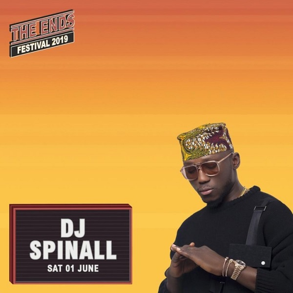 DJ Spinall, Nas, Stormzy, Diplo & Janet Jackson headlined for Glastonbury and The Ends Festival 2019