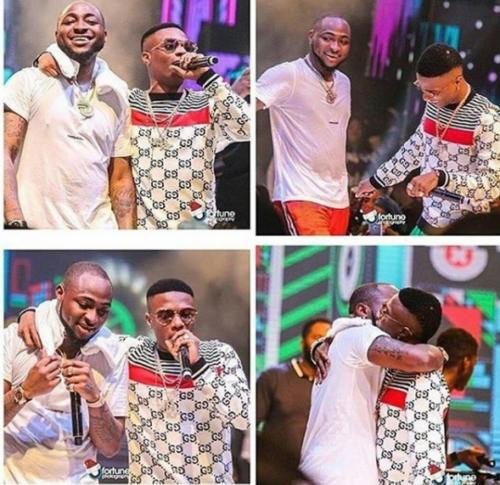Davido Promises Shoki Shitta Who Got Brutalized For Threatening Wizkid In Surulere The Sum Of 1 Million