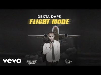 DOWNLOAD: Dexta Daps – Flight Mode (mp3)