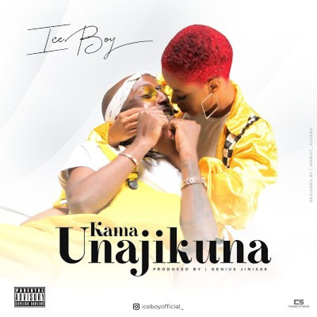 DOWNLOAD: Ice Boy – Kama Unajikuna (mp3)