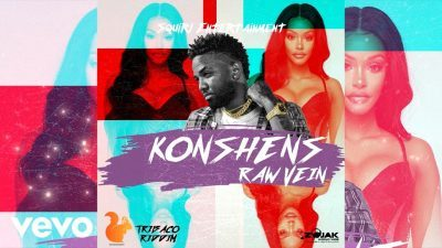 DOWNLOAD: Konshens – Miracle (mp3)
