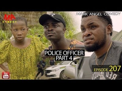 COMEDY VIDEO: Mark Angel Comedy – Police Officer Part 4 (Episode 207)