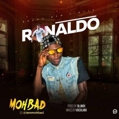 DOWNLOAD: Mohbad – Ronaldo (mp3)