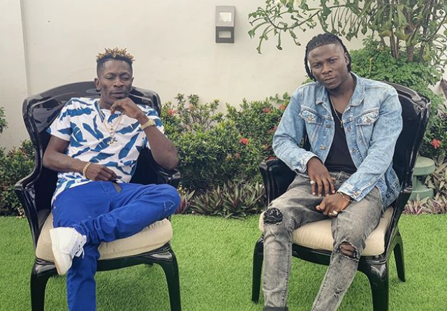 Shatta Wale & Stonebwoy Settle Beef After The VGMA's 2019
