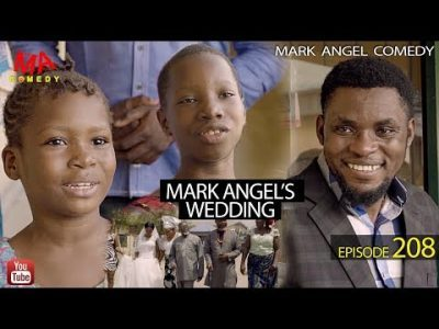COMEDY VIDEO: Mark Angel Comedy – WEDDING (Episode 208) | mp4