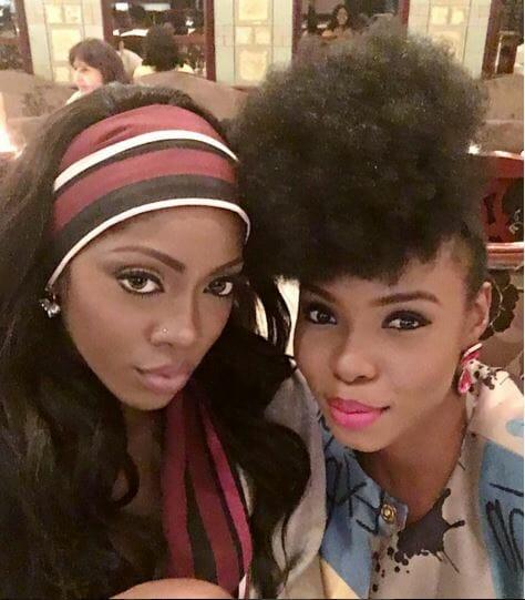 Yemi Alade Says She is Open to Tiwa Savage Collaboration