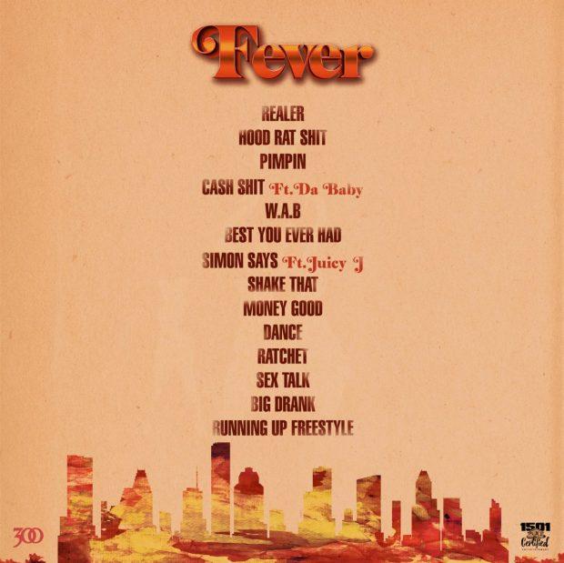 """Megan Thee Stallion """"Fever"""" Artwork & Tracklist Revealed"""