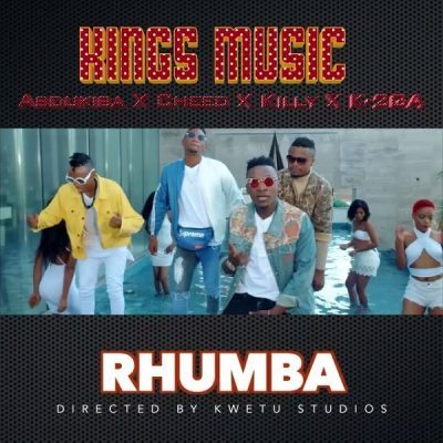 VIDEO: AbduKiba Ft. Cheed, Killy & K-2GA – Rhumba | mp4 Download