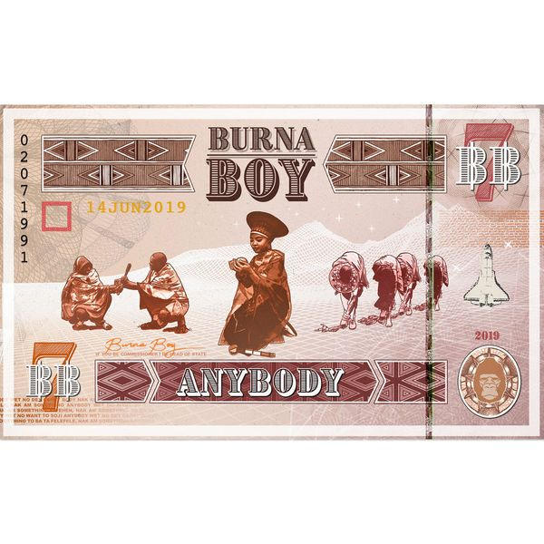 Instrumental: R2bees ft Burna Boy – My Baby