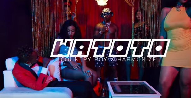 VIDEO: Seyi Shay x Harmonize – Ko Ma Roll