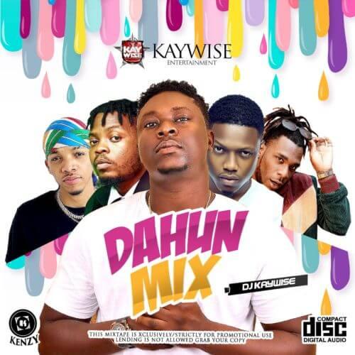 DOWNLOAD: DJ Kaywise – Nobody Fine Pass You (Mix)