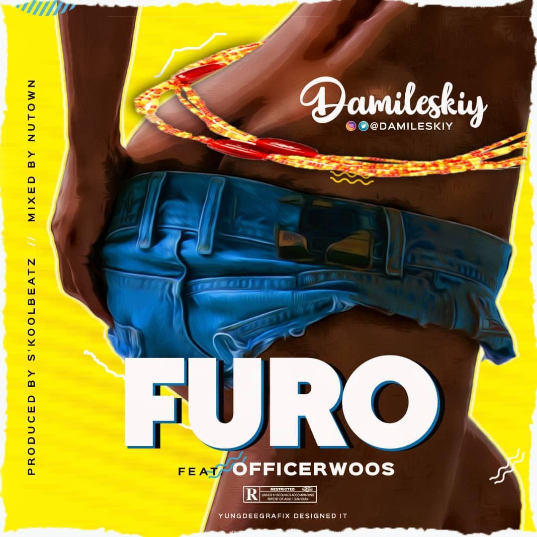 DOWNLOAD: Damileskiy – WO!! (Cover)