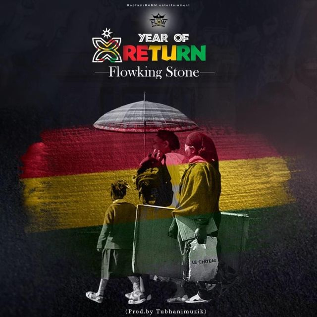 Download Music: Flowking Stone – Year Of Return