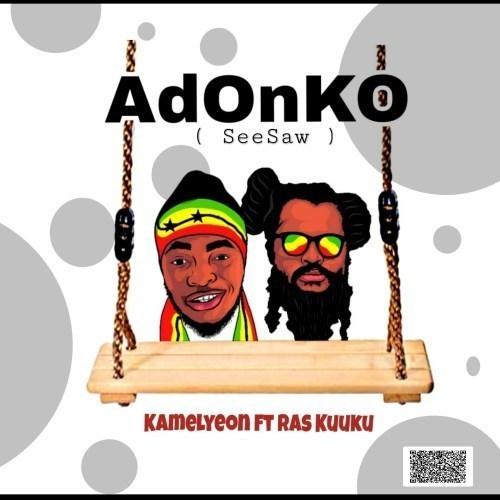 Download Musik: Kamelyeon ft. Ras Kuuku – Adonko