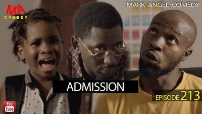 COMEDY VIDEO: Mark Angel Comedy – ADMISSION (Episode 213)