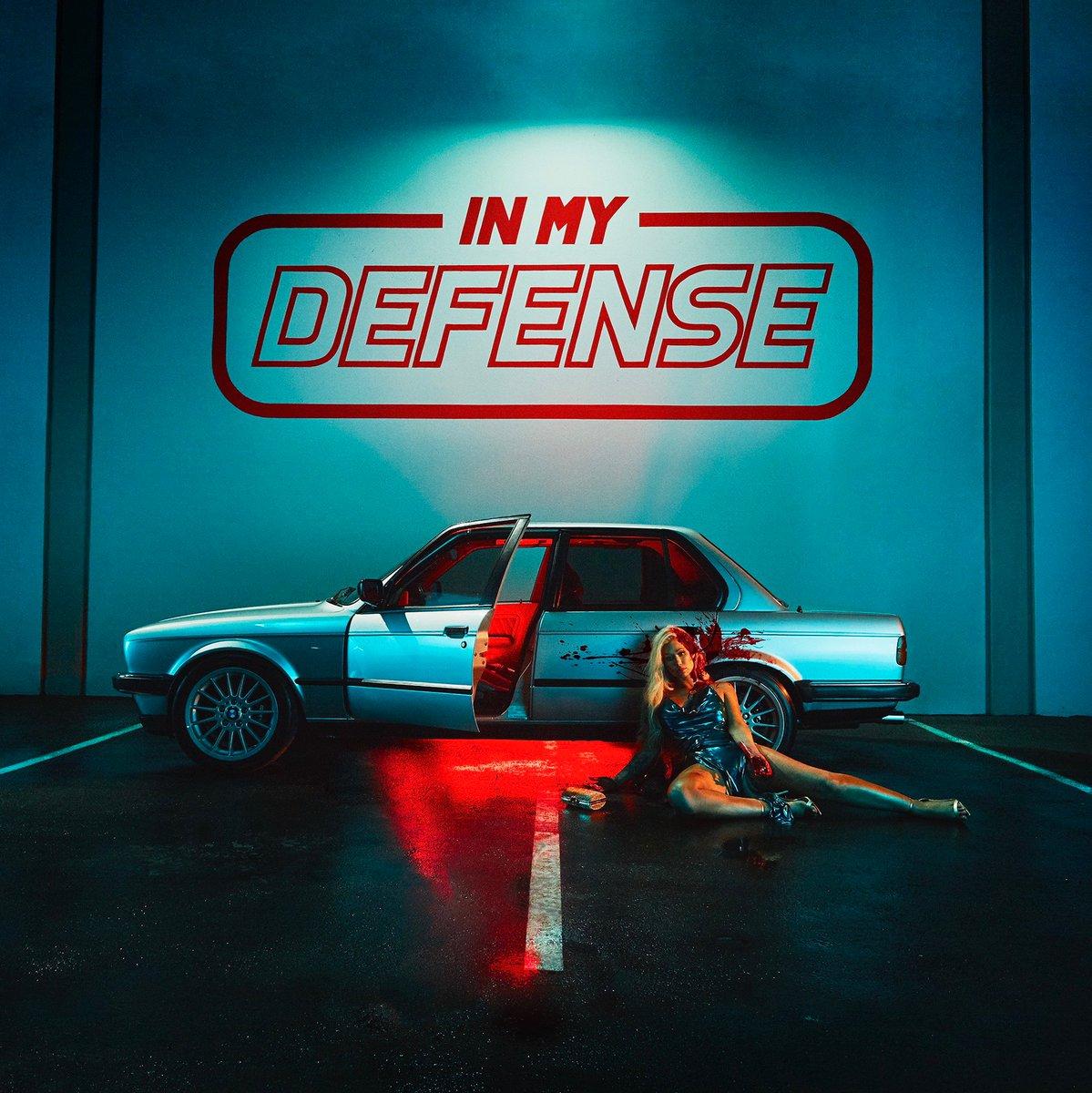 """Iggy Azalea """"In My Defense"""" Album Artwork & Release Date Revealed"""