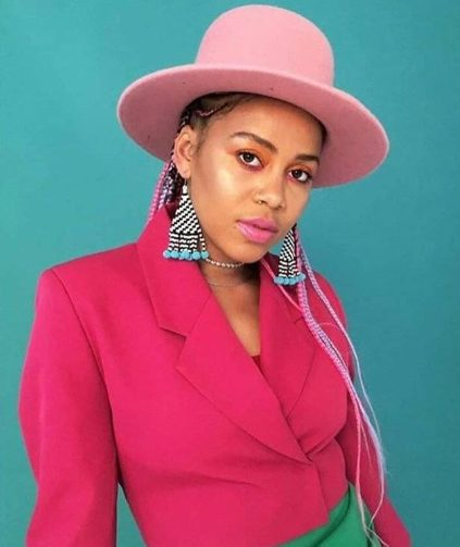 WOW!! Sho Madjozi wins Bet Award – Watch Celebration Video Here