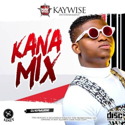 DOWNLOAD: DJ Kaywise – UpTempo Fresh Mix (mp3)