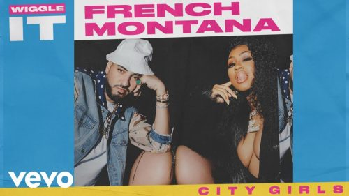 DOWNLOAD: French Montana Ft. City Girls – Wiggle It (mp3)