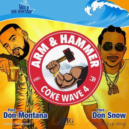 DOWNLOAD ALBUM: French Montana X Max B – Coke Wave 4 [Mixtape]