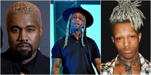 DOWNLOAD: Kanye West Ft. XXXTentacion & Ty Dolla Sign – The Storm (mp3)