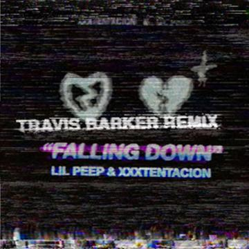 DOWNLOAD: Lil Peep & XXXTENTACION Ft. Travis Barker – Falling Down (Remix) mp3