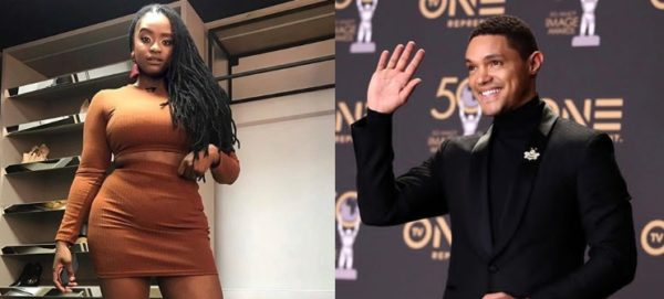 Samkelo Ndlovu talks about turning down Trevor Noah