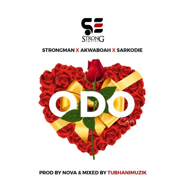 DOWNLOAD: Strongman ft. Sarkodie, Akwaboah – Odo (Cover) mp3