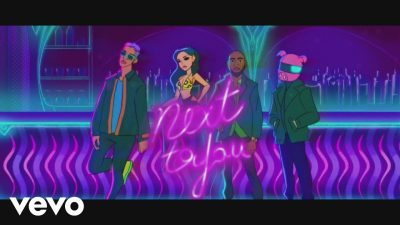 VIDEO: Becky G, Digital Farm Animals – Next To You Part II ft. Rvssian, Davido | mp4 Download