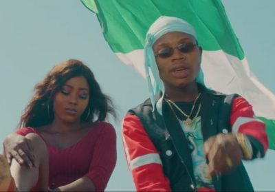 VIDEO: Barry Jhay – Normal Level