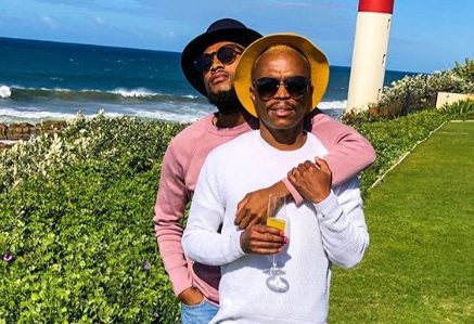 Somizi appreciates TT Mbha with a sweet message – Read