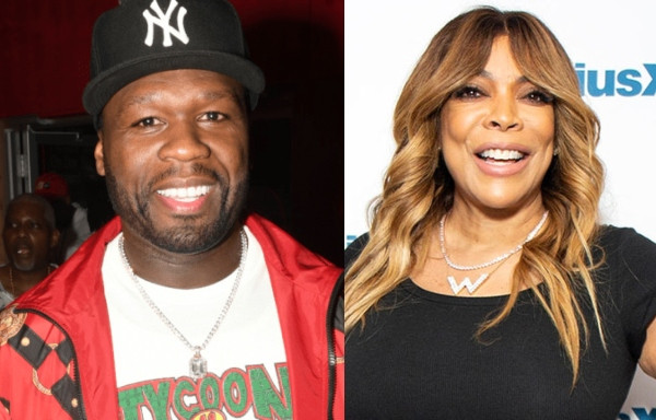 50 Cent Stops Wendy Williams From Entering His Party (Video)