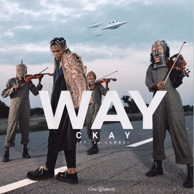 DOWNLOAD: CKay Ft. DJ Lambo – Way (mp3)