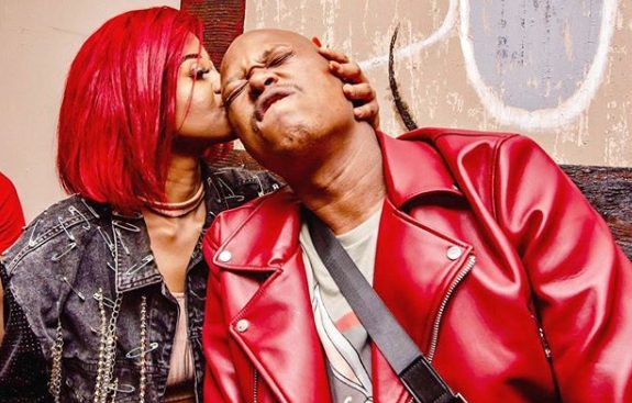 9ja News; Babes Wodumo Expecting A Baby With Mampintsha ?