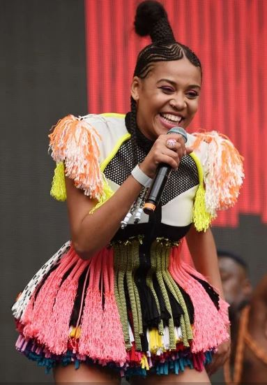 Sho Madjozi explains key terms used in the music industry | Details