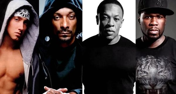 Eminem Turned Down A $100 Million Tour With Dr. Dre & Snoop Dogg – 50 Cent Reveals