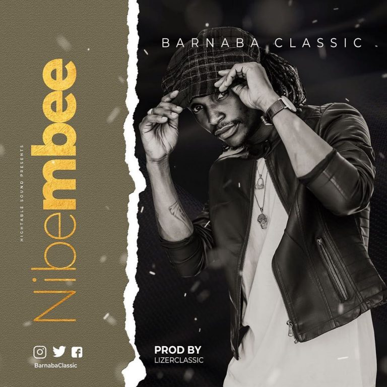 DOWNLOAD: Barnaba – Nibembee (mp3)
