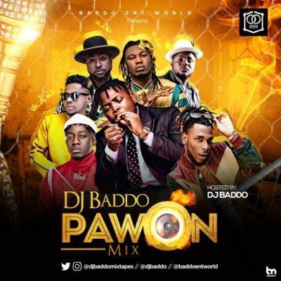 MIXTAPE   DJ Baddo – Bum Short Mixtape