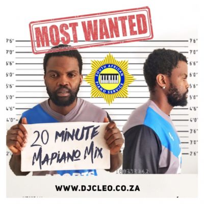 DOWNLOAD: DJ Cleo – 2019 Spring Mapiano Mix (mp3)