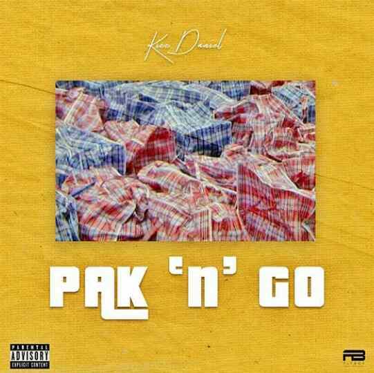 DOWNLOAD: Kizz Daniel – Pak n Go (mp3)
