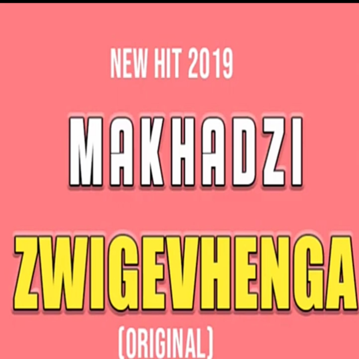 DOWNLOAD: Makhadzi – Zwigevhenga (mp3)