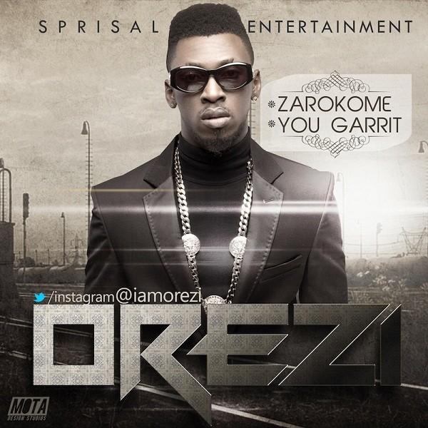 DOWNLOAD: Orezi Ft. Wizkid – You Garrit (Remix) MP3
