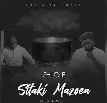 DOWNLOAD: Shilole – Sitaki Mazoea (mp3)