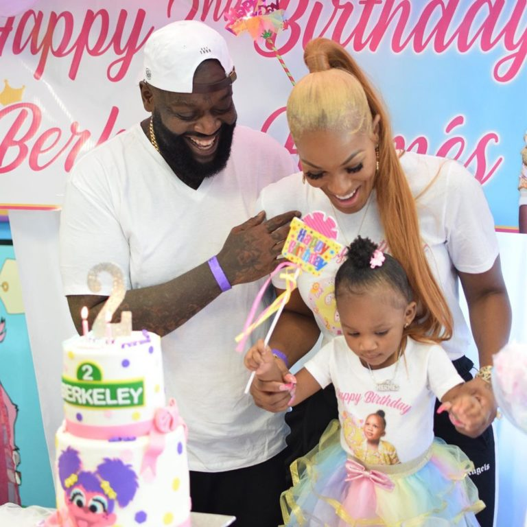 Photos: Moments from Rick Ross' Daughter's Birthday Party + that Viral Photo with Briana Camille