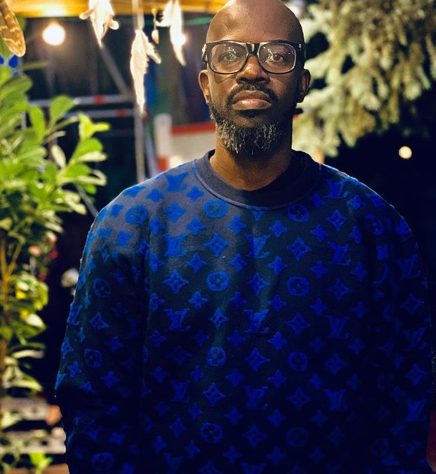 DJ Black Coffee and Usher react to working together on new song