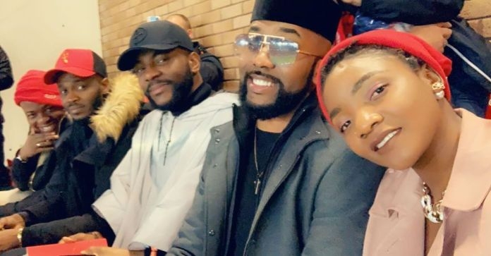 Banky W schools upcoming musician who boasted about pirating his movie